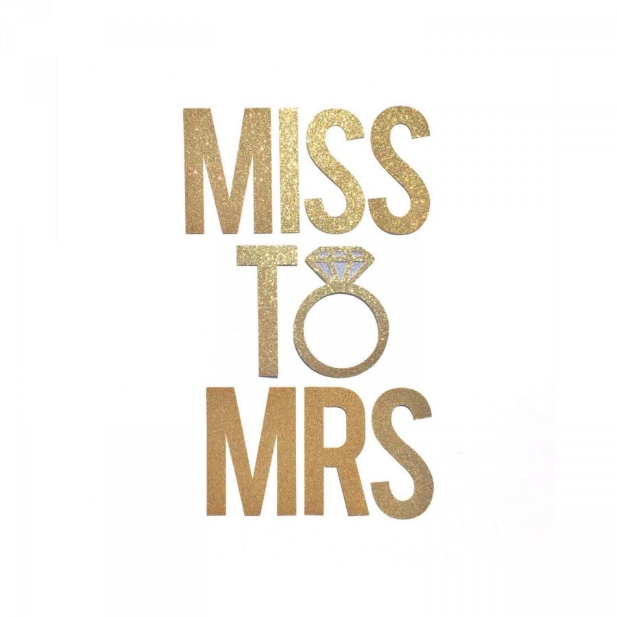 miss to mrs banner bridal shower banner decor bachelorette party