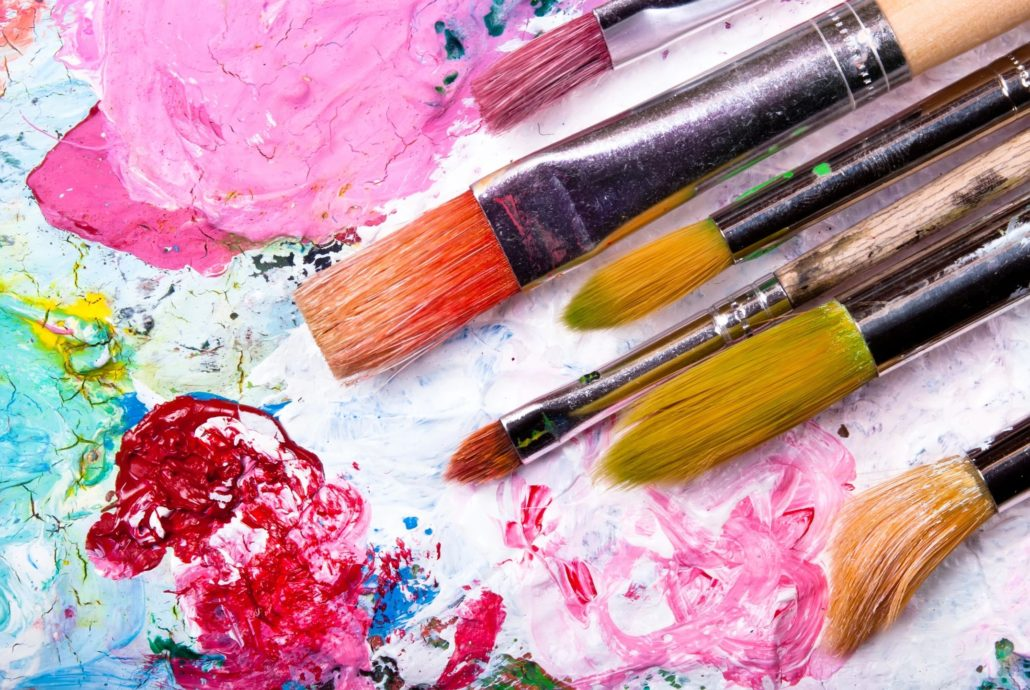 Image result for canvas painting studio