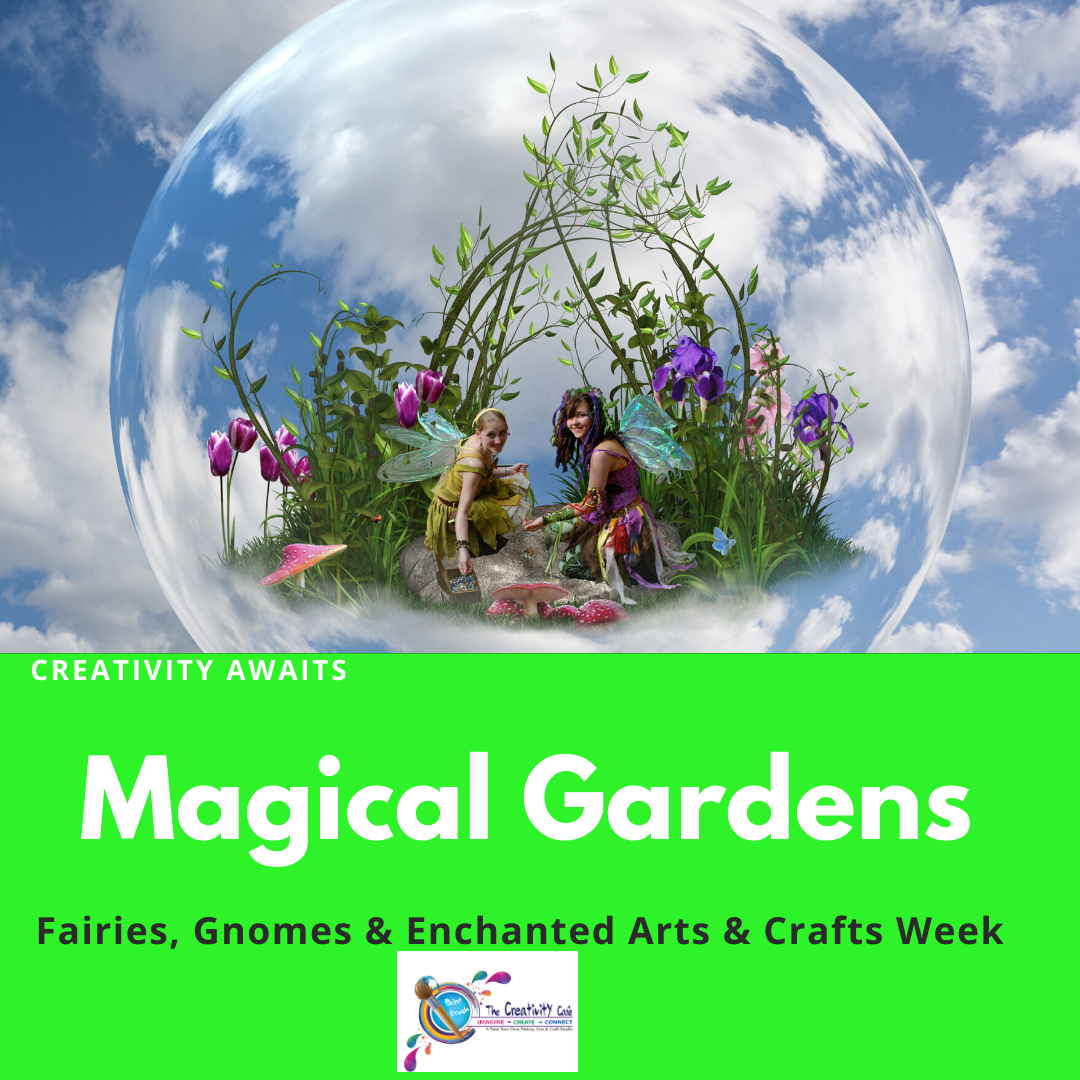 Magical Gardens Theme Summer Camp